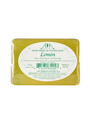 柠檬手工甘油皂