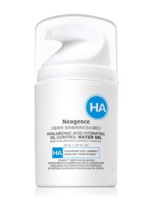 玻尿酸清爽控油水凝乳