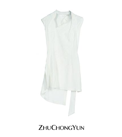 夏季白礼服上衣