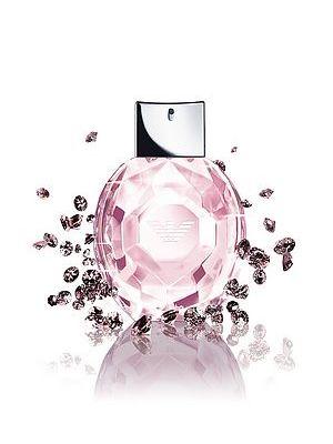 珍钻粉红玫瑰女士香水