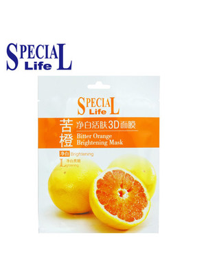 Special Life 苦橙净白活肤3D面膜