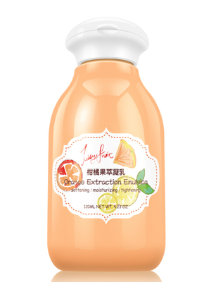 柑橘菓萃凝乳
