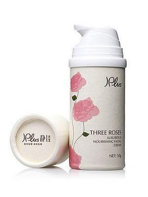 法国三种玫瑰凝萃菁华滋润霜
