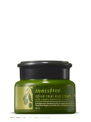 橄榄油提升眼霜
