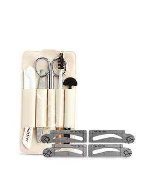 乐活自然美妆工具——眉部专用套装