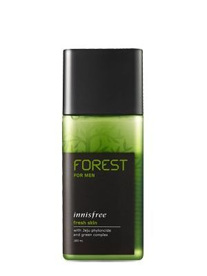 森林男士清新爽肤水