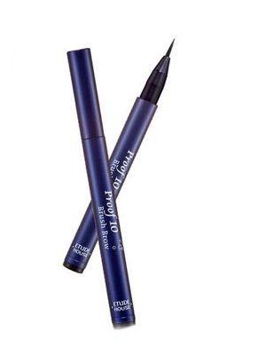炫色防水液体眉笔