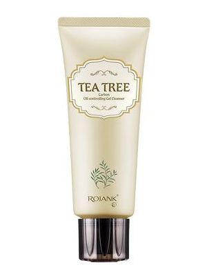 茶树活炭控油洁面凝胶