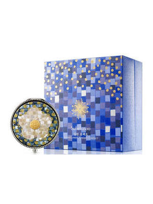 花釉彩研盒