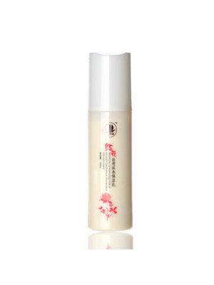 红花丝滑滋养保湿乳液