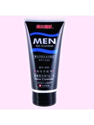 男性深层去油洗面乳