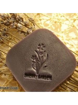 紫草薰衣草皂