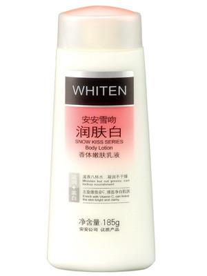 安安雪吻润肤白香体嫩肤乳液