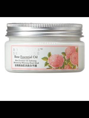 玫瑰精油柔润美白手膜