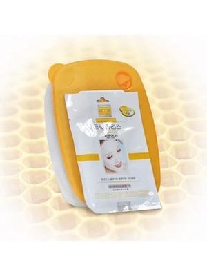 蜂胶精华美白面膜