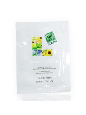 茶树净化面膜贴