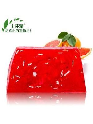 葡萄柚燕麦皂手工精油香皂