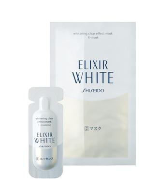 怡丽丝尔纯肌净白双重修护面膜Ⅰ-美容液Ⅱ-美白面膜