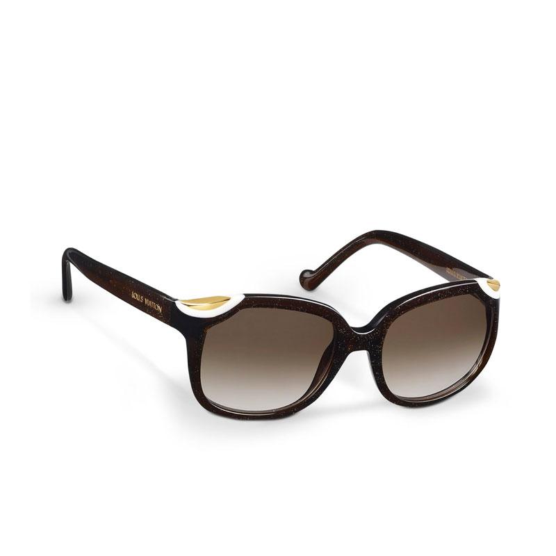 IVY 咖啡色太阳眼镜