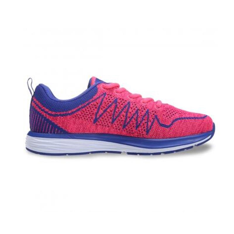 安踏跑步系列女子呼吸网3.0双承缓震科技跑鞋