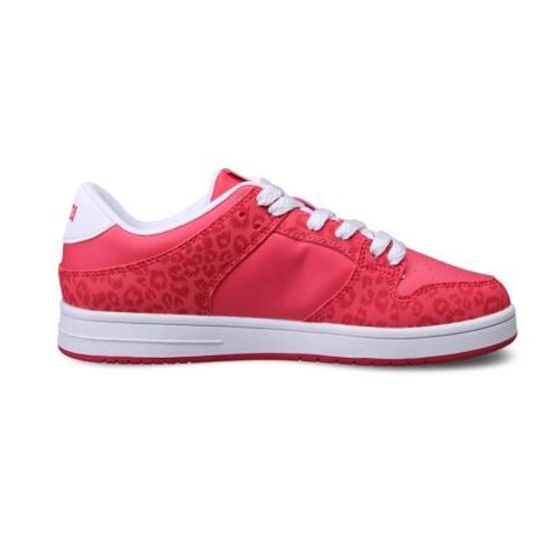 安踏生活系列防滑耐磨简约舒适女板鞋