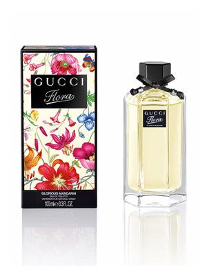 古驰Gucci Flora Garden绽放柑橘淡香水