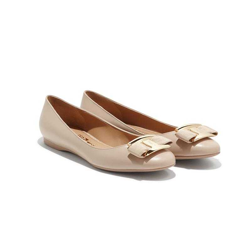Salvatore Ferragamo 芭蕾舞鞋