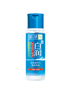 白润美白化妆水(滋润型)