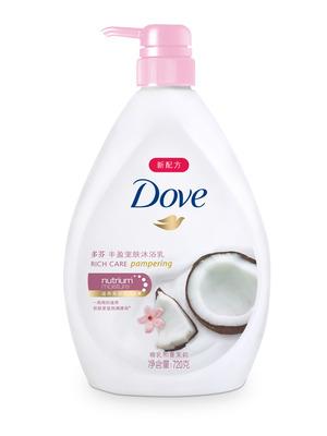 丰盈宠肤系列沐浴乳-椰乳和蔓茉莉