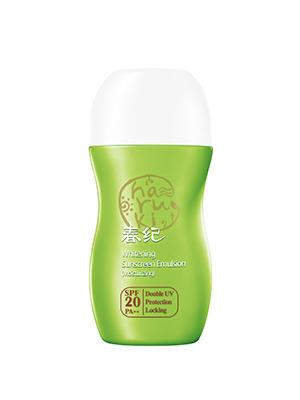 春纪冰激凌防晒乳SPF20 PA+++ (抹茶味)  (清爽保湿型)