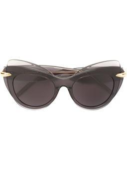 猫眼框太阳眼镜