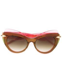 猫眼太阳眼镜