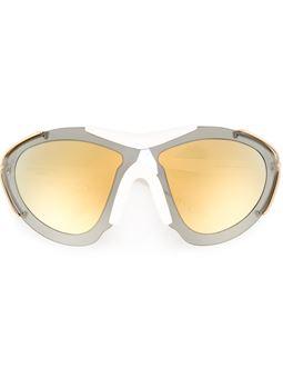 遮罩式太阳眼镜
