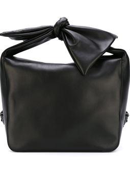 蝴蝶结手柄手提包