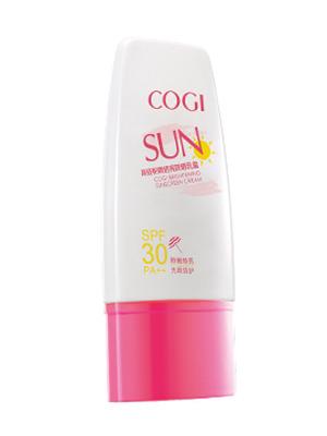 粉嫩透亮防晒乳霜SPF30 PA++50g+c