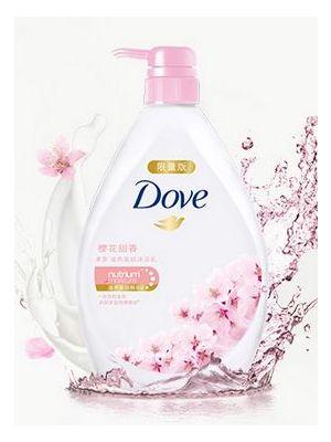 樱花甜香滋养美肤沐浴乳