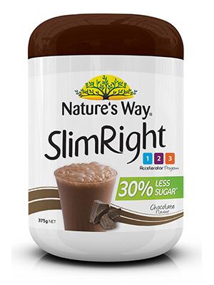 SlimRight纤丽妍低糖代餐奶昔(巧克力味)