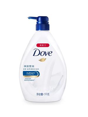深层营润滋养美肤沐浴乳