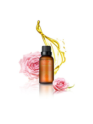 玫瑰赋活植物精华美容油