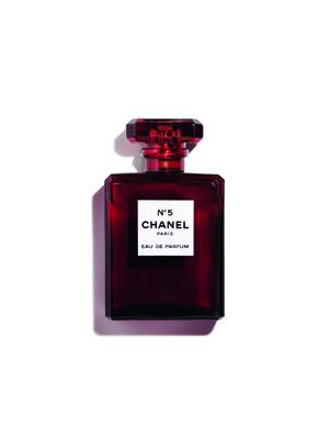 香奈儿五号香水(经典)红色限量版