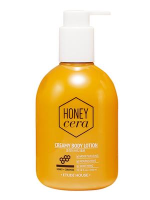 蜂蜜滋养润体乳