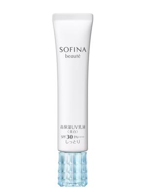 苏菲娜芯美颜美白保湿日间防护乳(滋润型)